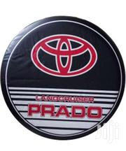 Landcruiser Car Leather Spare Wheel Tyre Cover | Vehicle Parts & Accessories for sale in Central Region, Kampala