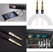 Car Radio Connecter To Phone  Music Aux | Vehicle Parts & Accessories for sale in Central Region, Kampala