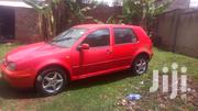 Volkswagen Golf 1997 Red | Cars for sale in Central Region, Wakiso