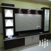 Tv Stand With Glass Shelves With Lights. | Commercial Property For Sale for sale in Central Region, Kampala