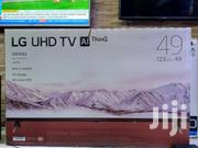 UHD 4K LG 49 Inches Smart TV | TV & DVD Equipment for sale in Central Region, Kampala
