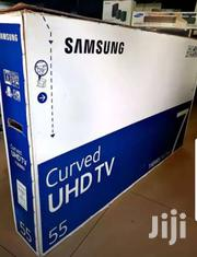 55' Curved UHD 4k Samsung New | TV & DVD Equipment for sale in Central Region, Kampala