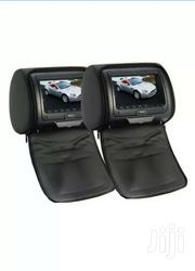 Headrest Monitor With Games And Video Out. | Vehicle Parts & Accessories for sale in Central Region, Kampala