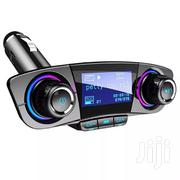 Car MP3 Player FM Transmitter MP3 Player Handsfree Car Kits Radio | Vehicle Parts & Accessories for sale in Central Region, Kampala