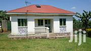 Home With 2quarter On Full Acre With Banana Plantation Gayaza Nakasaja   Houses & Apartments For Sale for sale in Central Region, Kampala
