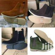 Suede Chelsea Boots In Different Colours.   Shoes for sale in Central Region, Kampala