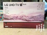 New LG 49inches Smart UHD 4k TV | TV & DVD Equipment for sale in Central Region, Kampala