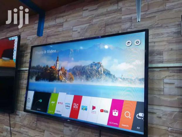 Brand New Lg 43inches Smart UHD 4k