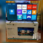 Smart Hisense 40 Inch HD LED TV With Inbuilt Free to Air Decoder   TV & DVD Equipment for sale in Central Region, Kampala
