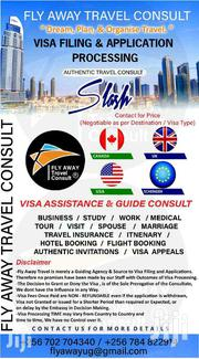 Visa Filing Travel Consult | Travel Agents & Tours for sale in Central Region, Kampala