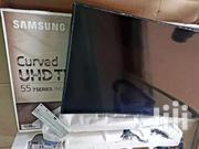 New Samsung 55inches Curved Smart UHD 4k TV | TV & DVD Equipment for sale in Central Region, Kampala