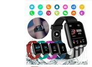 Watch Heart Rate Sleep Monitoring Waterproof Watch For Android IOS | Smart Watches & Trackers for sale in Central Region, Kampala