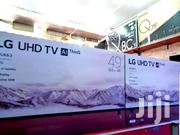 Brand New LG 49inches Smart 4k UHD TV | TV & DVD Equipment for sale in Central Region, Kampala