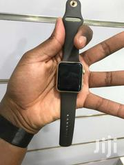 Apple Watch Series 1 Gold Uk Used Good Condition | Clothing Accessories for sale in Central Region, Kampala