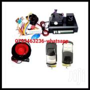 Car Alarm With Fuel Cut Function | Vehicle Parts & Accessories for sale in Central Region, Kampala