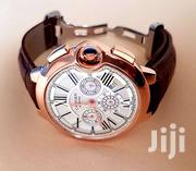 Original Cartier Watch With Chronograph 4   Watches for sale in Central Region, Kampala