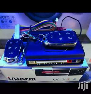 Security At Harm. Car Alarm From