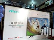 HISENSE SMART 55inches 4k  DIGITAL FLAT SCREEN TV | TV & DVD Equipment for sale in Central Region, Kampala