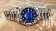 Rolex With Stones And Silver Bezel | Watches for sale in Central Region, Kampala