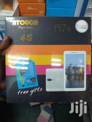 Atouch A7 Plus Kids Tablet (16GB+1GB RAM) 4GLTE Single SIM Brand NEW | Tablets for sale in Central Region, Kampala
