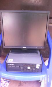 Cpu And A Monitor | Computer Monitors for sale in Central Region, Wakiso