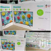 43' Hisense Smart Brand New | TV & DVD Equipment for sale in Western Region, Kisoro