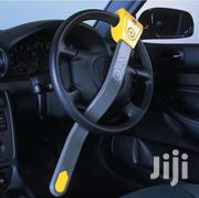 Steering Wheel Immobiliser Anti Theft Lock Security | Vehicle Parts & Accessories for sale in Central Region, Mukono