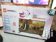 24' Sayona Digital Led Tvs. Brand New | TV & DVD Equipment for sale in Central Region, Kampala