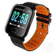A6 Fitness Smart Bracelet Watch Unisex | Smart Watches & Trackers for sale in Central Region, Kampala