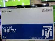 New Samsung Smart UHD 4K TV 49 Inches | TV & DVD Equipment for sale in Central Region, Kampala
