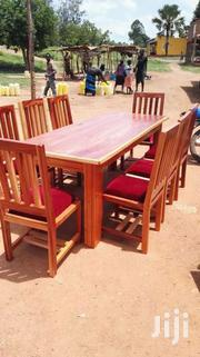 8 Seater Dinning Set | Furniture for sale in Nothern Region, Gulu