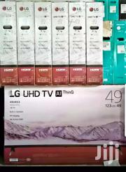 New 49inches LG Smart 4k UHD TV | TV & DVD Equipment for sale in Central Region, Kampala