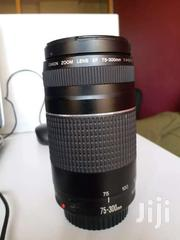 Canon Zoom Lens 75-300mm | Cameras, Video Cameras & Accessories for sale in Central Region, Kampala