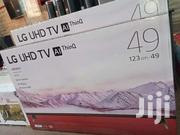 UHD 4K 49inches LG Smart TV Web Os | TV & DVD Equipment for sale in Central Region, Kampala