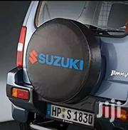 Car Spare Tyre Cover For Suzuki | Vehicle Parts & Accessories for sale in Central Region, Kampala