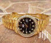 Rolex With Stones Golden Color 16233 | Watches for sale in Central Region, Kampala