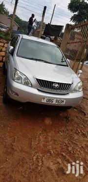 Toyota Harrier 2008 Silver | Cars for sale in Central Region, Kampala