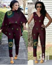 African 2 Piece  Jumpsuit | Clothing for sale in Central Region, Kampala