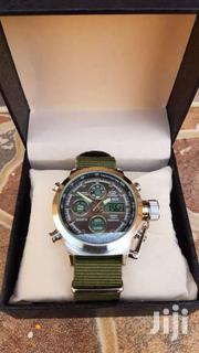 Ohsen Military Watch With Chronograph 7 | Watches for sale in Central Region, Kampala
