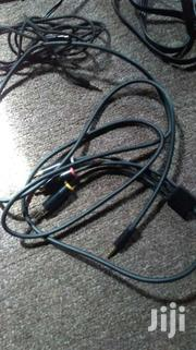AUX Cable Original Banana To Pin En Pin To Pin Too | TV & DVD Equipment for sale in Central Region, Kampala
