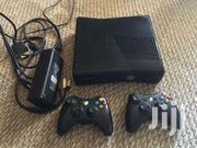 Jtagged Xbox 360 Slim Plus 2 Wireless Comtrollers + 10 Games-installed | Video Game Consoles for sale in Central Region, Kampala