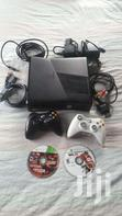 Jtagged Xbox 360 Slim Plus 2 Wireless Comtrollers + 10 Games-installed | Video Game Consoles for sale in Kampala, Central Region, Uganda