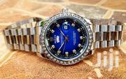 Silver Rolex With Stones | Watches for sale in Central Region, Kampala