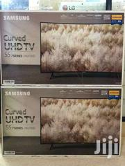 New Samsung Smart Curved UHD 4k Tv 55 Inches | TV & DVD Equipment for sale in Central Region, Kampala