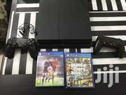PLAYSTATION 4~ WITH FIFA19 ~REFURBISHED | Video Game Consoles for sale in Central Region, Kampala