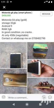 Motorola G 6 Play Gold | Mobile Phones for sale in Central Region, Kampala