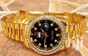 Rolex With Stones Gold | Watches for sale in Central Region, Kampala