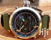Ohsen Military Watch With Chronograph | Mobile Phones for sale in Central Region, Kampala