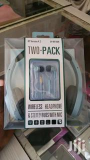 SY-BT1605 Bluetooth Headphones (Two In One) | Clothing Accessories for sale in Central Region, Kampala