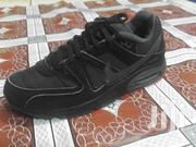 A Men's Authentic NIKE AIRMAX 90 Full Black Size 42.5(UK 8.5) | Clothing for sale in Central Region, Kampala